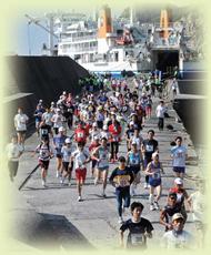 トカラ列島島めぐりマラソン大会