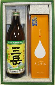 焼酎・さとうきび酢の詰め合わせセット(