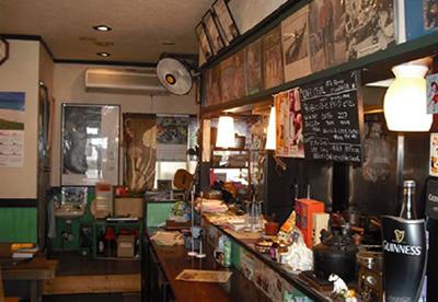 カフェ・キョール 店内2